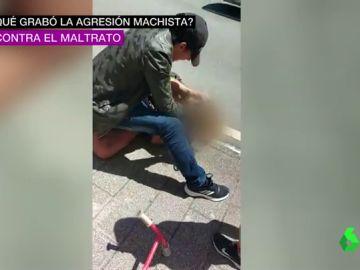 La persona que grabó la agresión machista de Eibar es menor de edad y cercana a la víctima