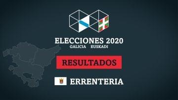 Resultados de las elecciones en Renteria (Errenteria)