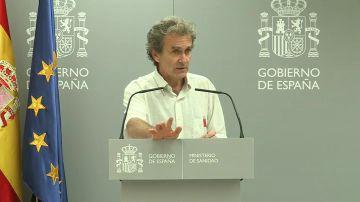 """Fernando Simón: """"A mí me preocupan las personas que no pueden comer con lo que ganan"""""""