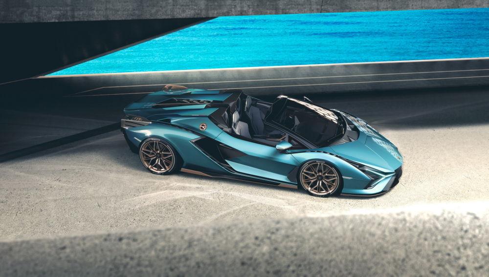 Lamborghini Sián Roadster: 819 CV a cielo abierto para solo 19 afortunados