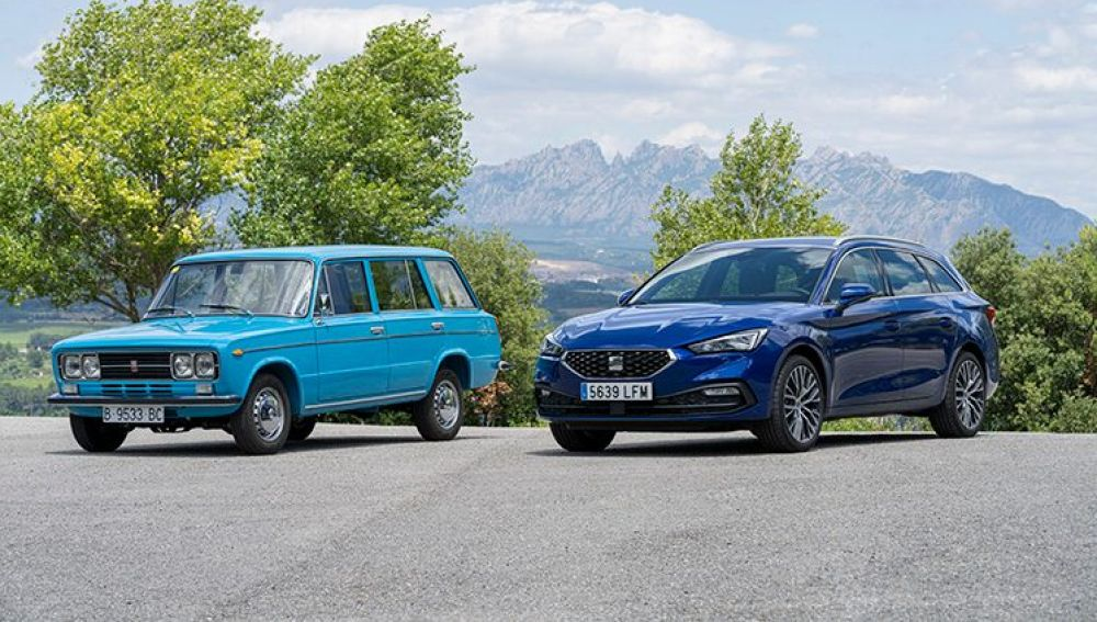 Seat León Sportstourer vs Seat 1430 Familiar