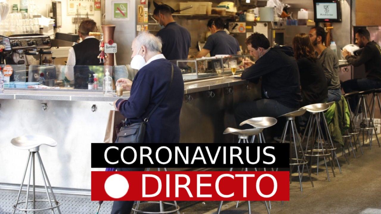 Coronavirus España y el mundo hoy: última hora en directo
