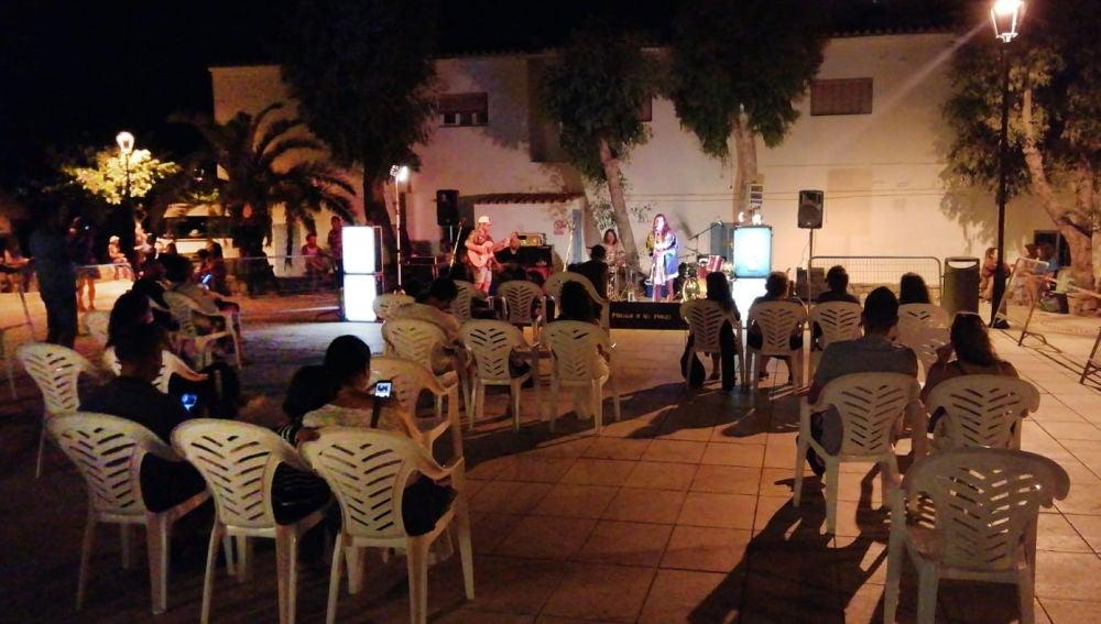 Música en las plazas de Formentera ¿te lo vas a perder?