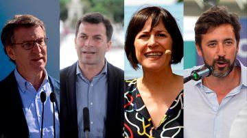Resultado de las elecciones gallegas: ¿quién podría ganar las elecciones?
