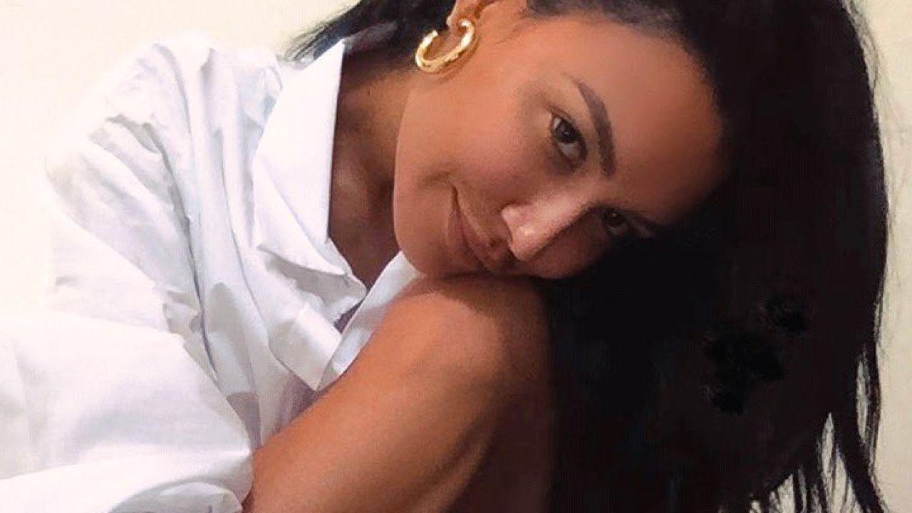 La actriz Naya Rivera (de 'Glee')