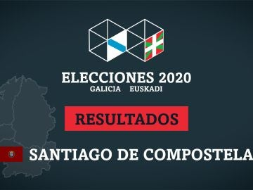 Resultados de las elecciones en Santiago de Compostela