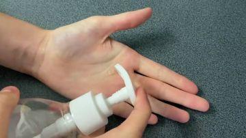Cuáles son los geles desinfectantes más efectivos contra el COVID-19