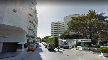 Imagen de la calle José Meliá