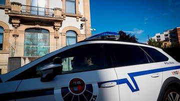 Imagen de archivo de un coche patrulla de la Ertzaintza