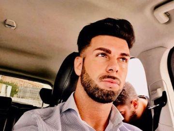 Dani Menjíbar, en una imagen de su cuenta de Instagram