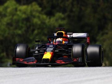 Max Verstappen GP Estiria 2020 Libres