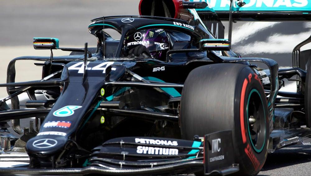 Lewis Hamilton Gran Premio de Estiria 2020