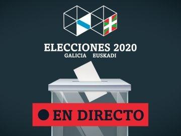 Elecciones País Vasco y Galicia 2020 | Resultados, escrutinio y noticias de última hora EN DIRECTO