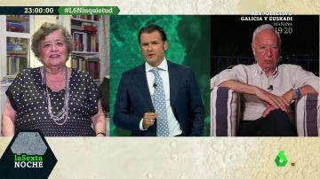 Cristina Almeida y García Margallo, a debate sobre las palabras de Iglesias: ¿se debe naturalizar la crítica y el insulto?