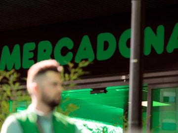 Imagen de archivo de un supermercado Mercadona