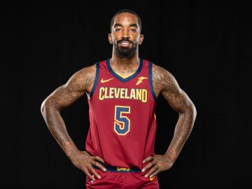 JR Smith, en su época con los Cavaliers