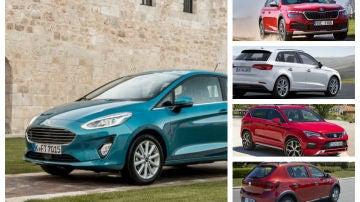5 coches eléctricos