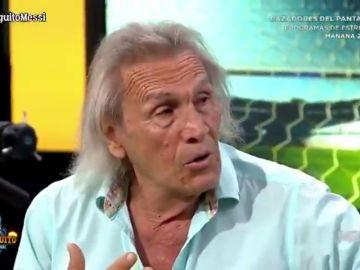 """'Loco' Gatti no tiene dudas: """"Paco Buyo era mejor que Iker Casillas, pero no mejor que yo"""""""