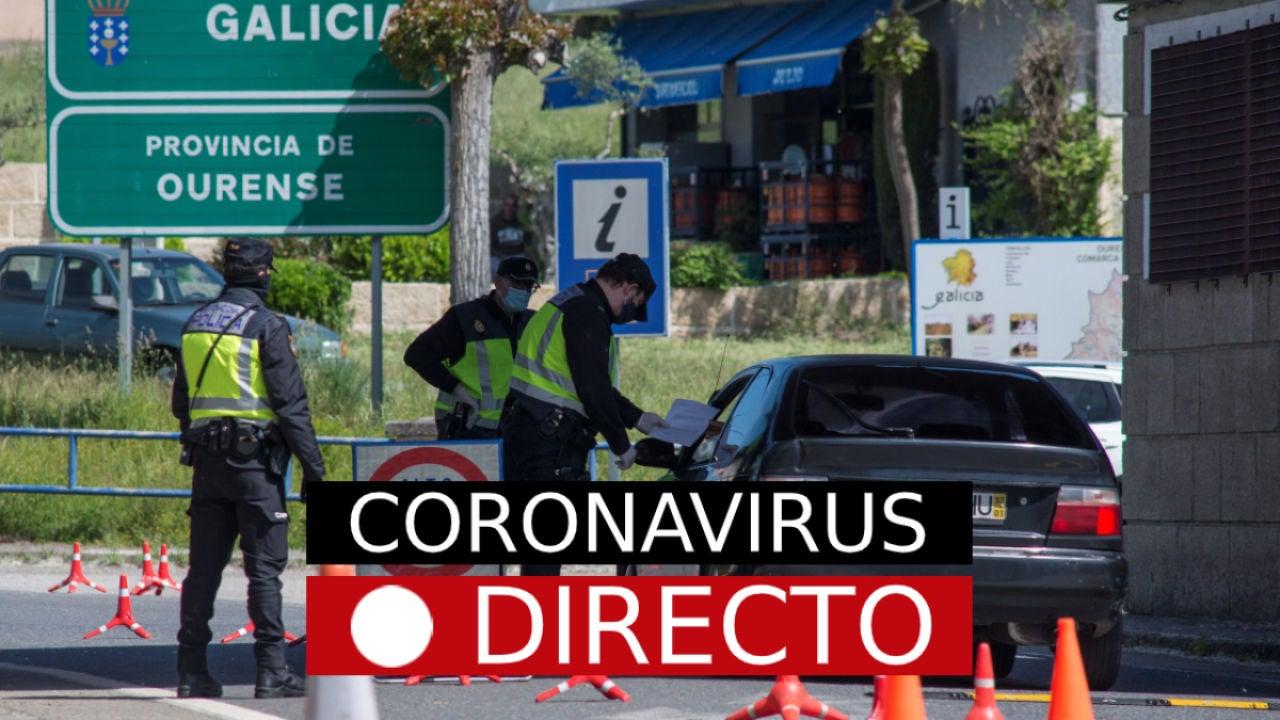 Coronavirus España y en el mundo hoy: Noticias, rebrotes, casos y ultima hora de la covid-19, en directo