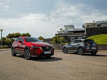 Mazda CX-3 2020: más eficiente y atractivo que nunca