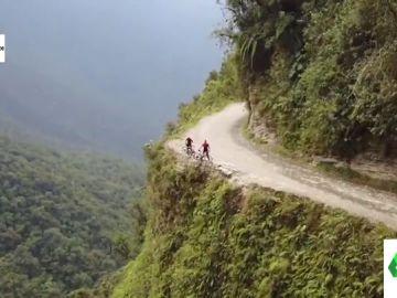 Esta es la carretera más peligrosa del mundo