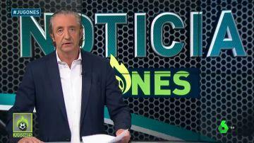 Noticia 'Jugones': el Real Madrid pide a su afición que no acuda a Cibeles