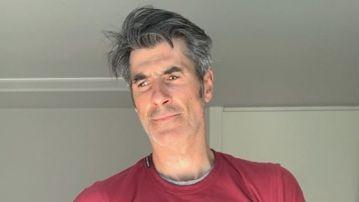 El presentador Jorge Fernández