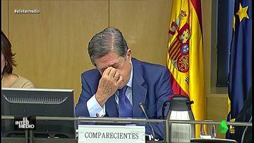 Rufián hace llorar a Trillo en la Comisión de Investigación por la presunta financiación ilegal de PP