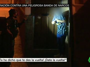 laSexta, testigo en exclusiva de una gran operación contra una peligrosa banda de narcos en Ceuta