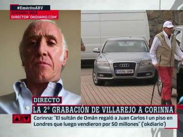 El director de 'OK Diario', Eduardo Inda