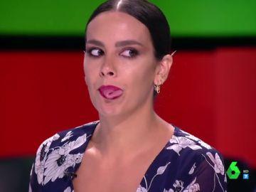 La sorprendente habilidad de Cristina Pedroche con la lengua