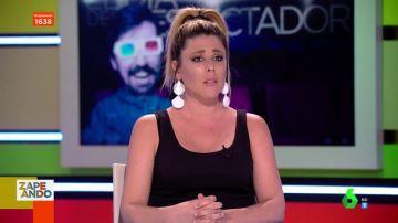 """La reacción de Valeria Ros tras conocer el mensaje de un 'hater': """"¿Cómo puedes criticar a una embarazada?"""""""