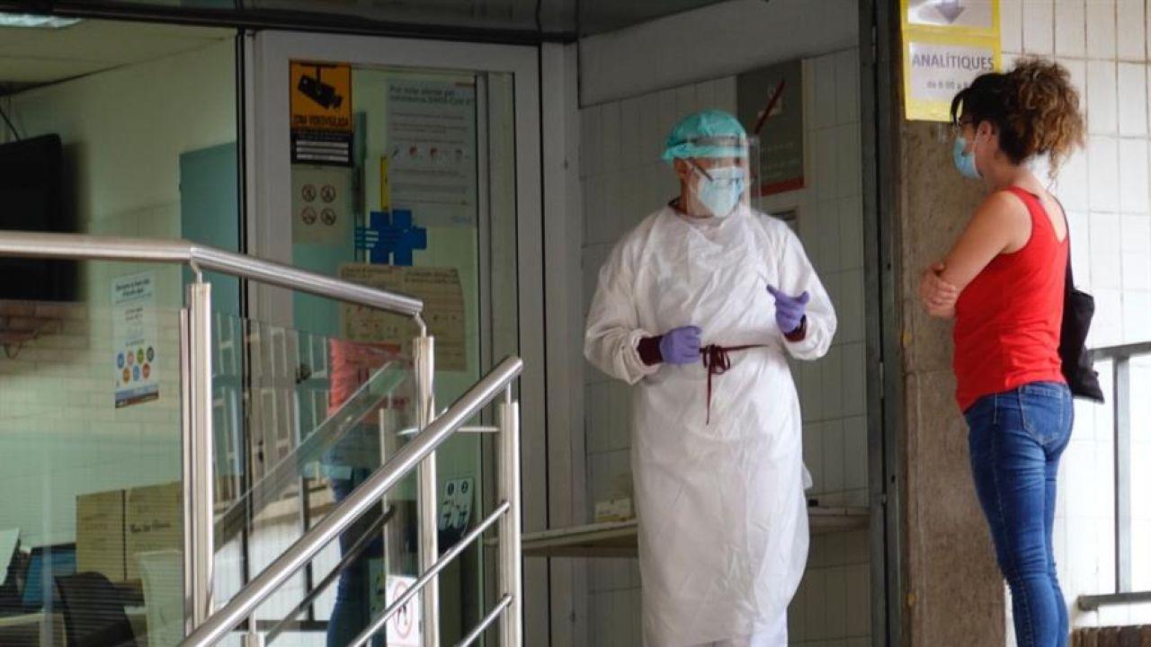 Centro de Salud en L'Hospitalet
