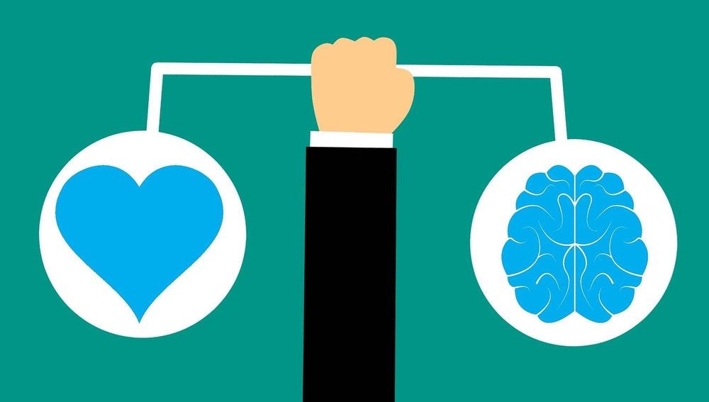 El cerebro y el corazón intercambian continuamente información