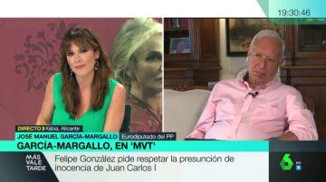 """García-Margallo, sobre Juan Carlos I: """"Nos ha colocado entre las naciones más avanzadas del mundo en todos los terrenos"""""""