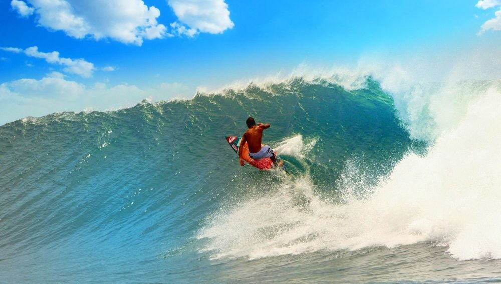 Surf en El Salvador