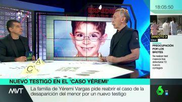 Entrevista al abogado de la familia de Yéremi Vargas