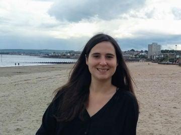 María Cumplido, investigadora y doctora en Matemáticas