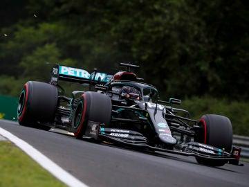 Lewis Hamilton logra su 90ª Pole