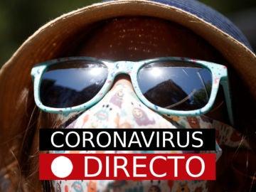 La última hora del coronavirus en España y en el mundo, en directo en laSexta.com