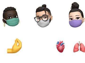 Los nuevos emojis y memojis de Apple para este año
