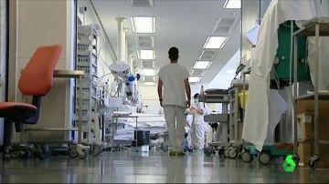 Imagen de un sanitario en un centro de salud