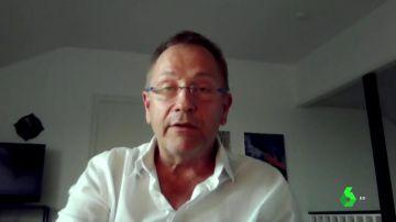 Imagen de Michael Kann, virólogo sueco