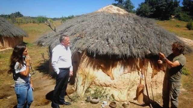 El Neolítico en el sitio Paleolítico Vivo