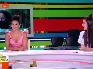 Cristina Pedroche y Maya Pixelskaya