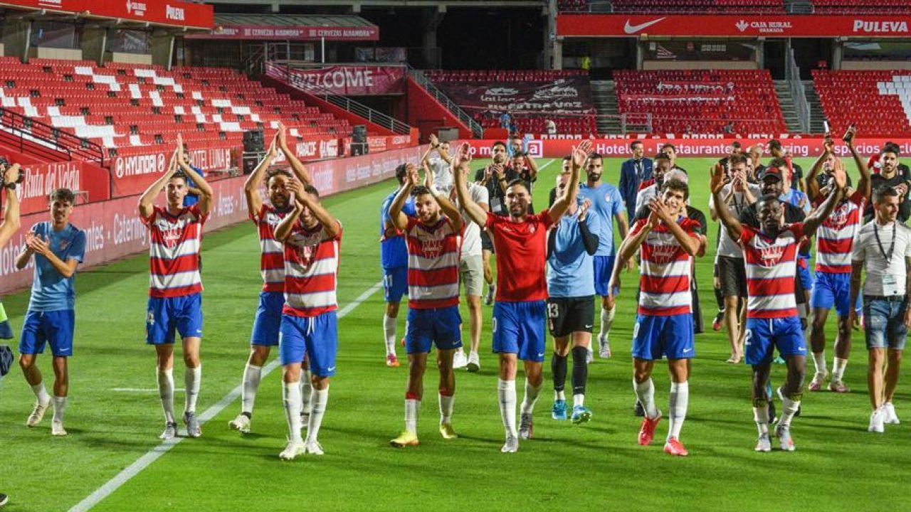 El Granada CF hizo historia tras clasificarse para Europa