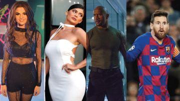 Estos son los famosos que más cobran por publicación Instagram