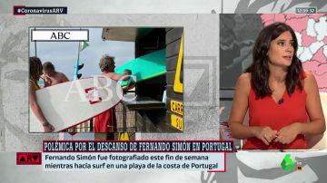 Críticas a Fernando Simón por tomarse un descanso en Portugal