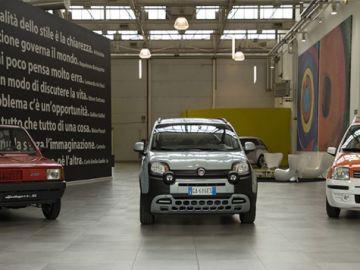 El Fiat Panda cumple 40 años