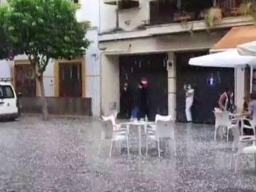 Llega a España una DANA que dejará tormentas, granizo, fuertes vientos y bajada de temperaturas